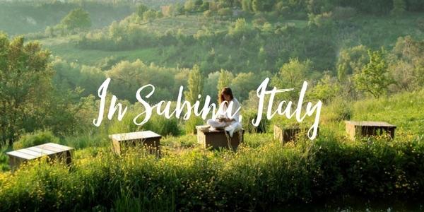 Yoga Retreat Italy at In Sabina