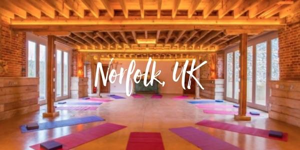 Yoga Retreats Norfolk Uk