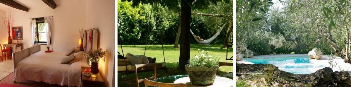 Italy Yoga Retreat In Sabina Estate
