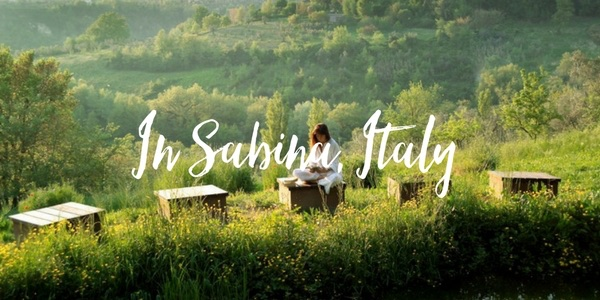 Yoga Retreat Italy at In Sabina
