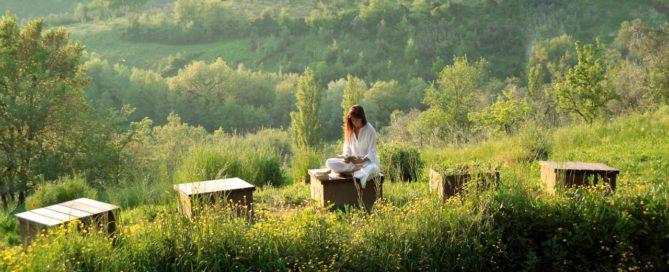 Margherita Dal Pra In Sabina Yoga Retreat 1