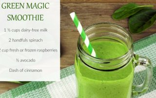 Green Magic Smoothie Recipe