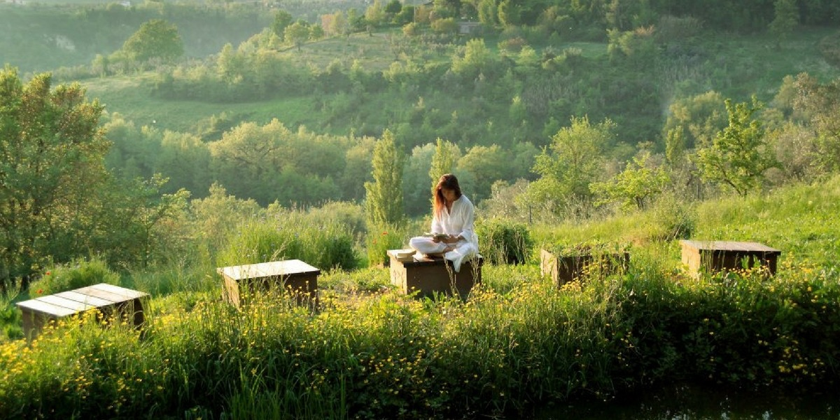 Yoga Retreat in Italy Near Rome