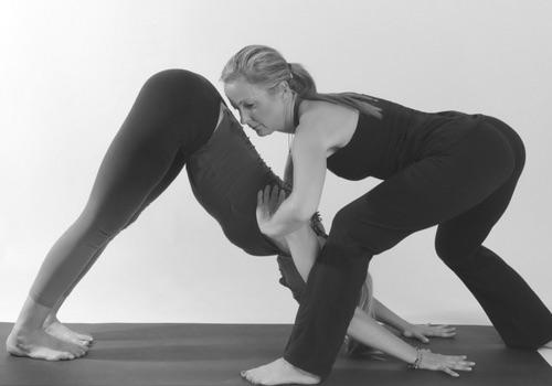Private yoga London with Margherita Dal Pra