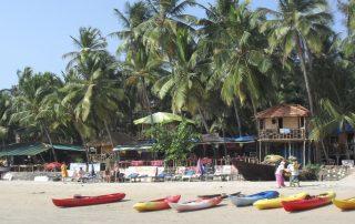 Yoga Retreat Goa India Beach