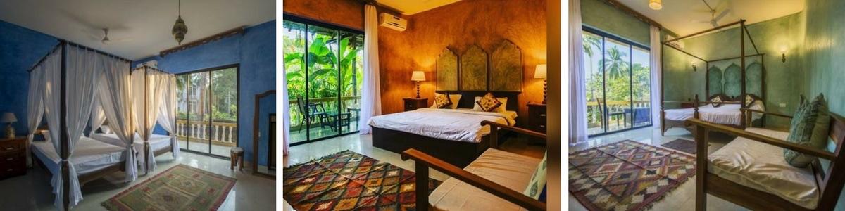 Yoga Retreat Goa India Accommodation