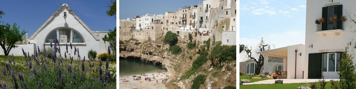 Yoga Retreat Italy in Puglia at La Rosa dei 4 Venti Location
