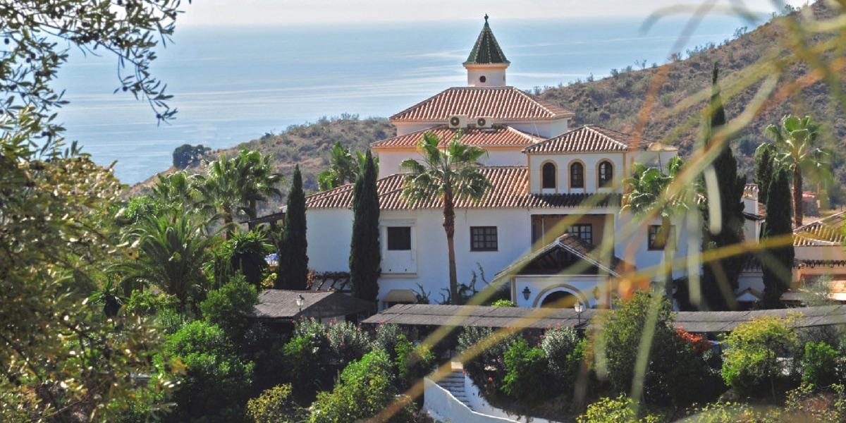 Yoga Retreat in Malaga Spain at Santillan