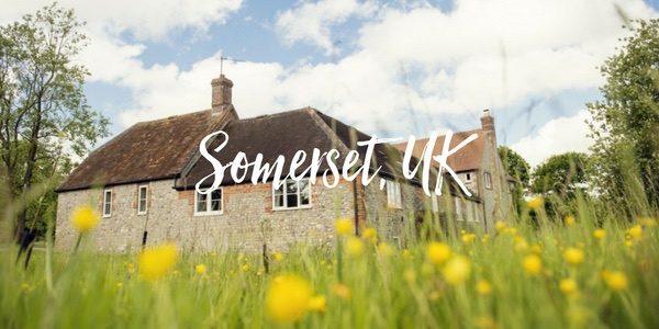 Easter Yoga Weekend in Somerset