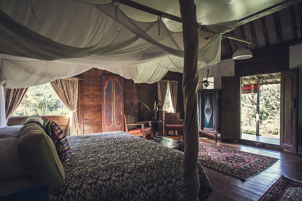 Accommodation at Desa Seni